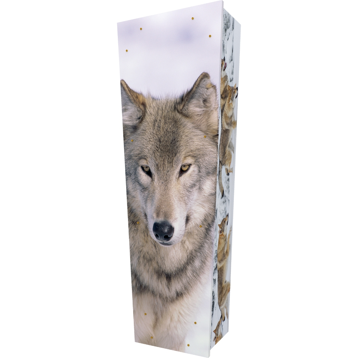 Wolves Coffin