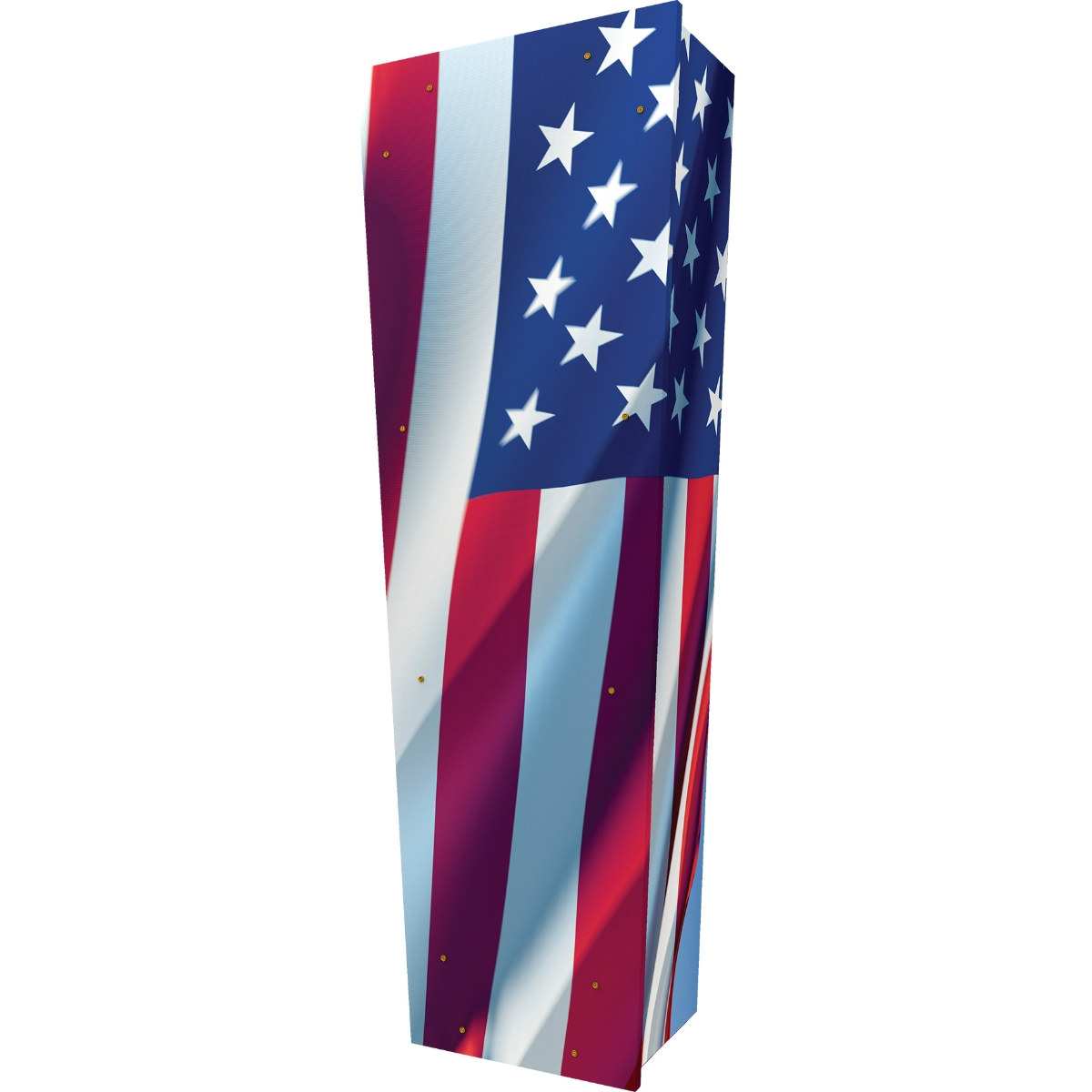 USA Coffin