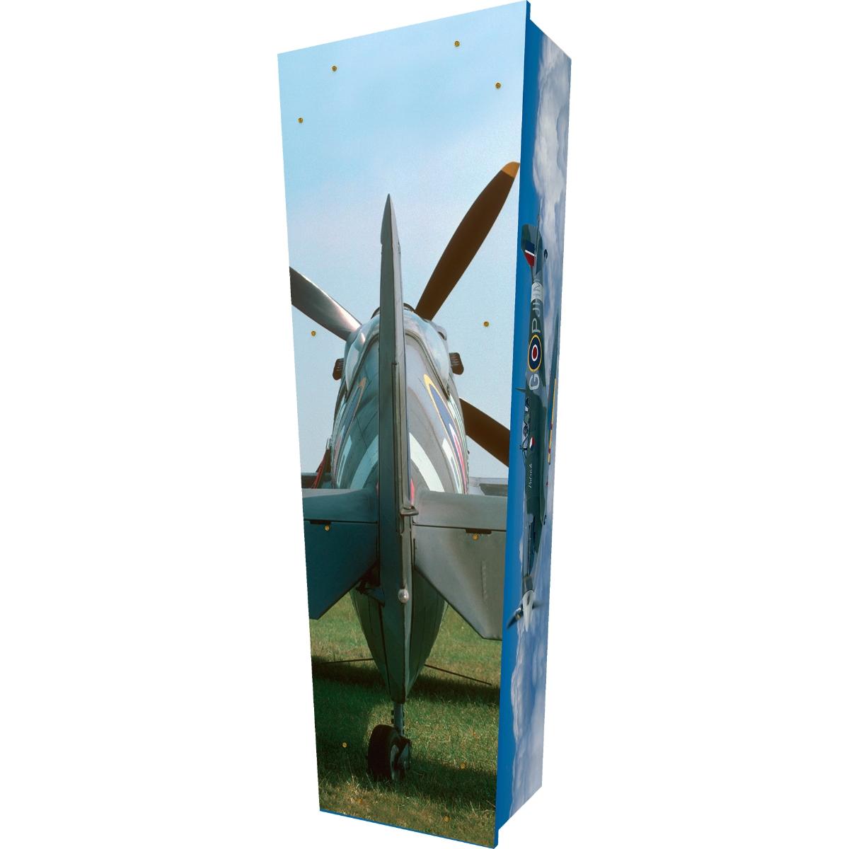 Spitfire Coffin