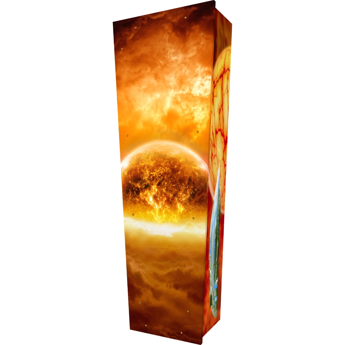 Space Fantasy Coffin