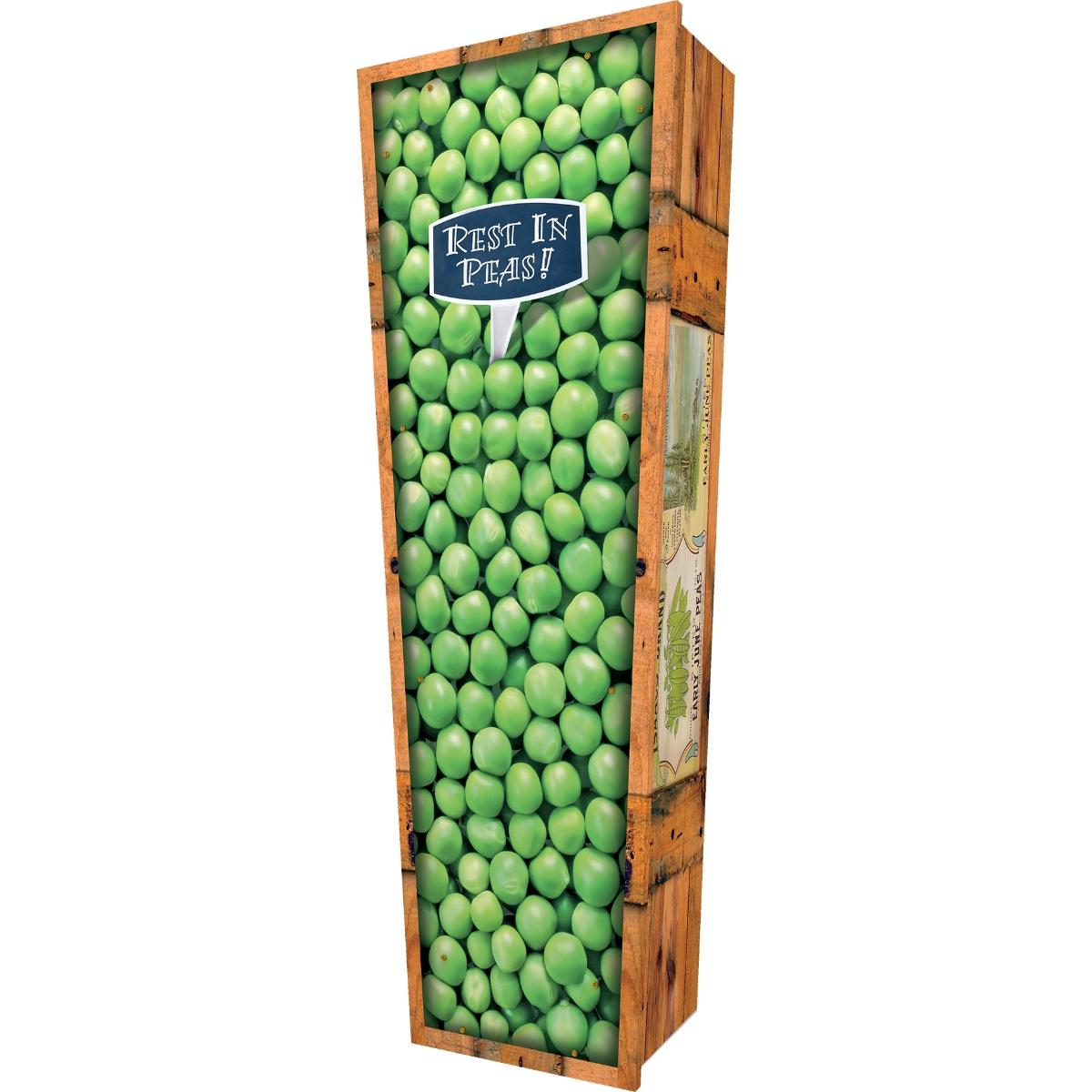 Peas Coffin