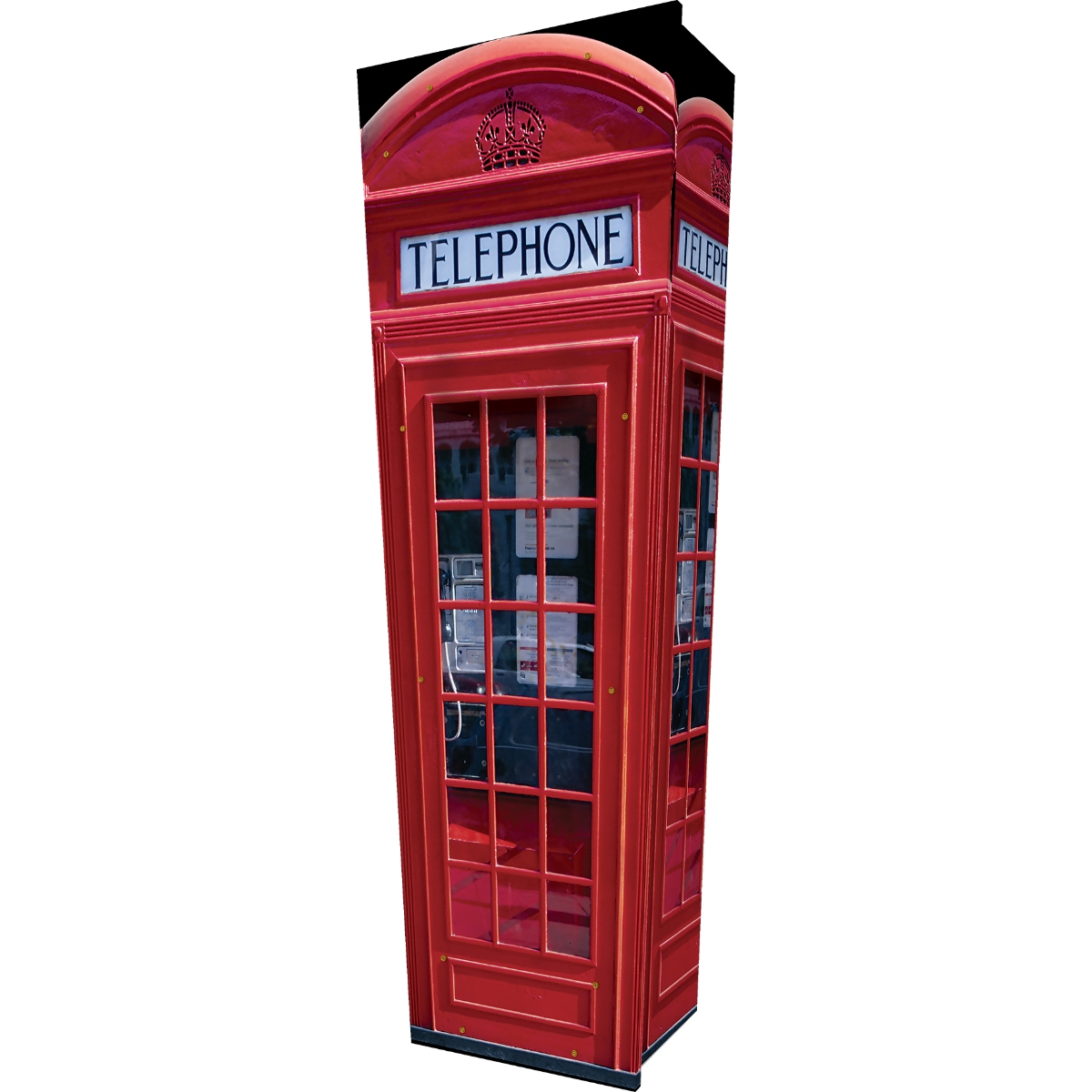 Phone Box Coffin