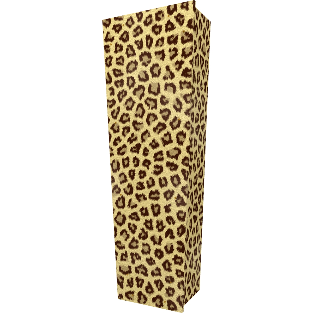 Leopard Coffin