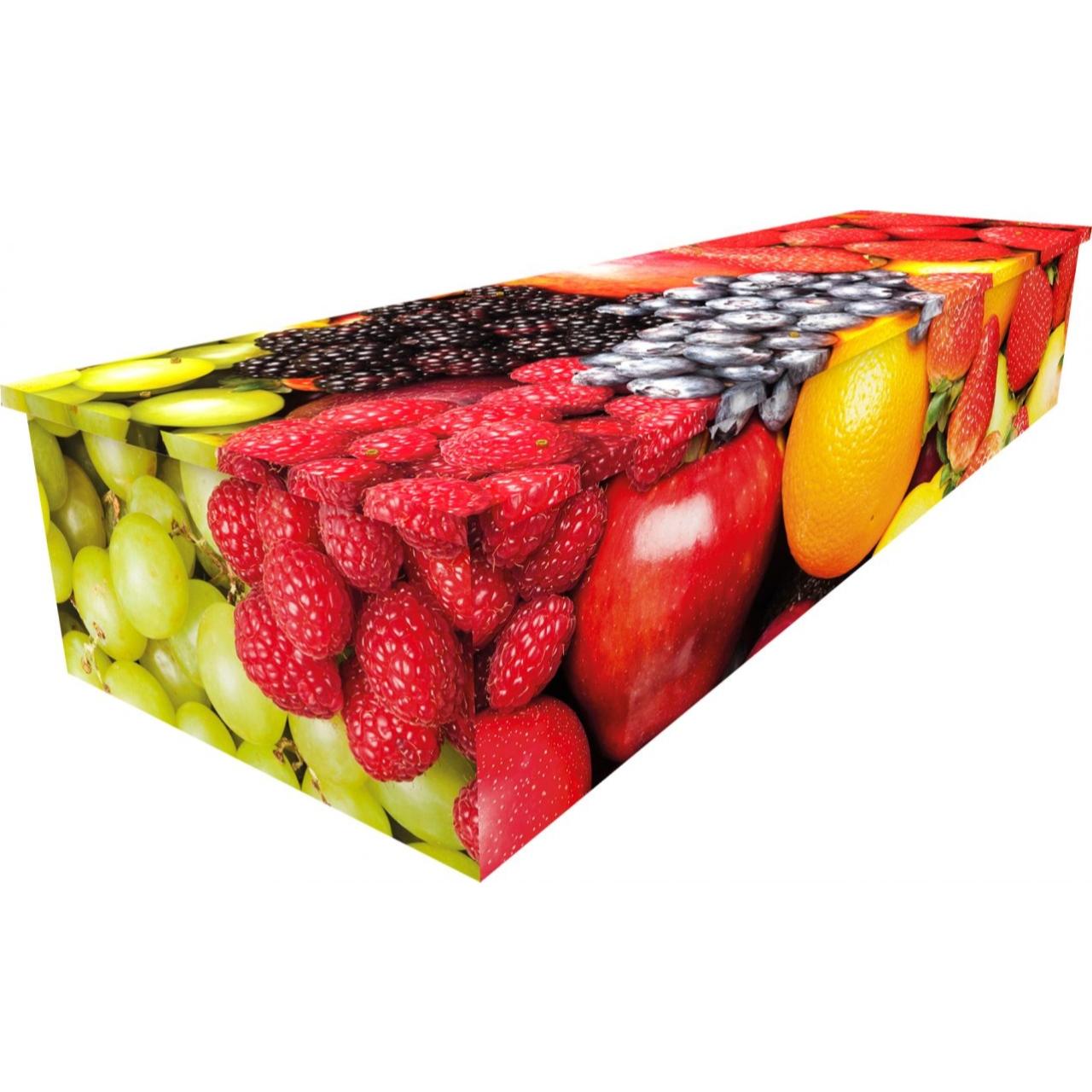 Fruit Cardboard Coffin