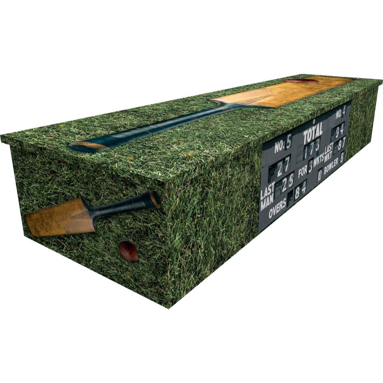 Cricket Cardboard Coffin