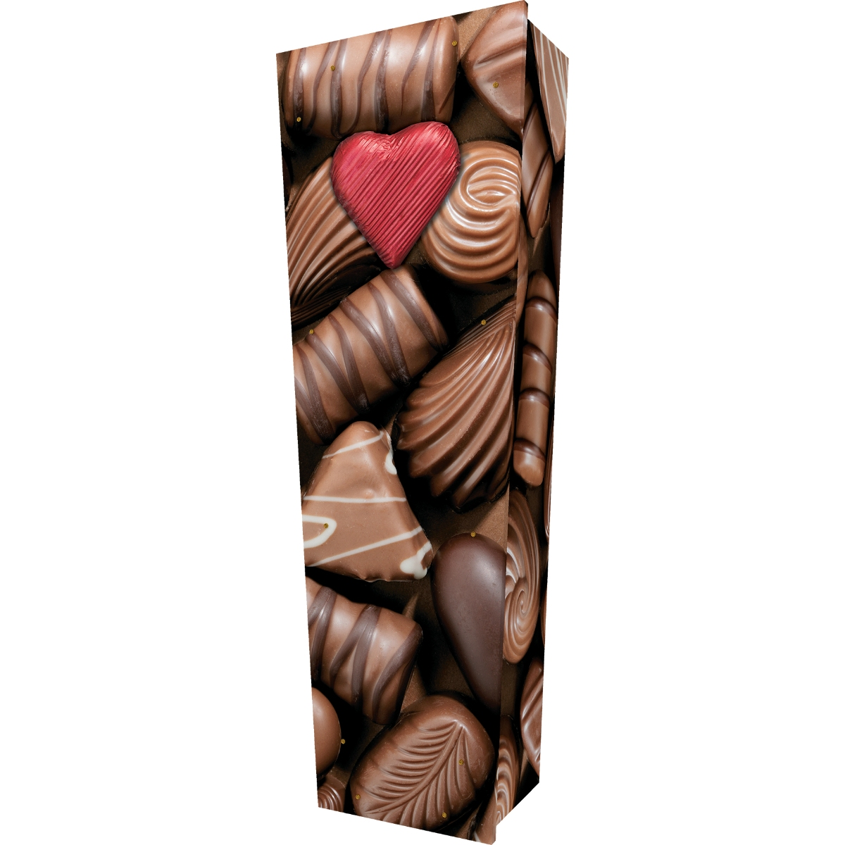 Chocolates Coffin