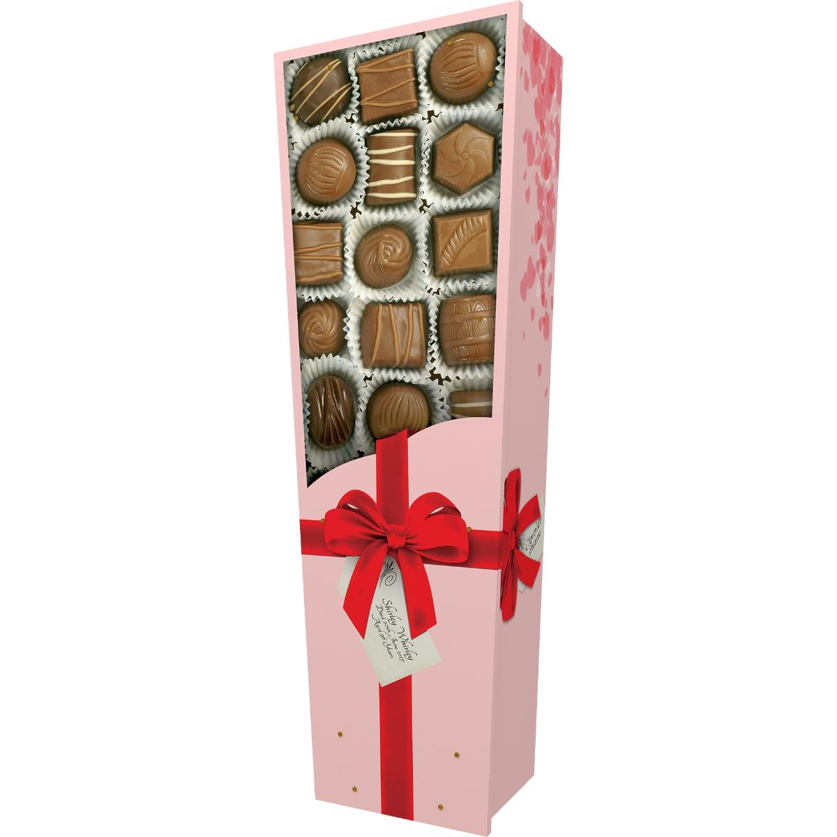 Chocolate Box Coffin