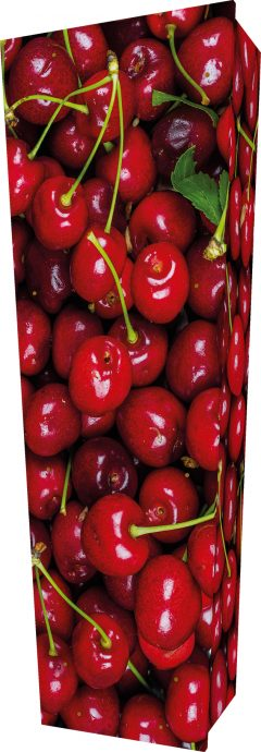 Cherries Coffin - Standing