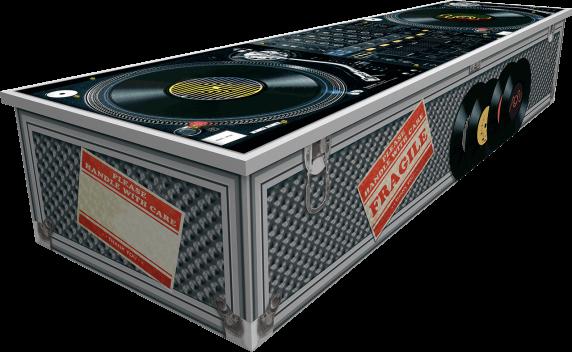 DJ Coffin - Side