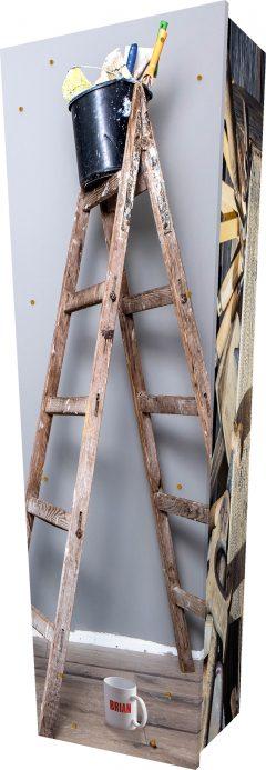 DIY Coffin - Standing