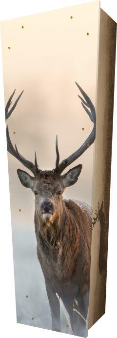 Deer Coffin - Standing