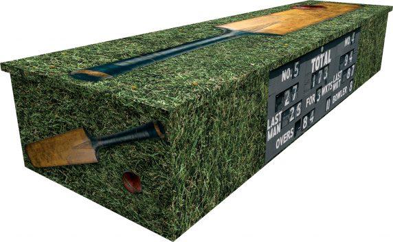 Cricket Cardboard Coffin
