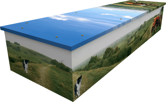 Farmer Coffin - Side